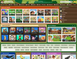 profilo.giochixl.it screenshot