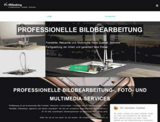 profimasking.de screenshot