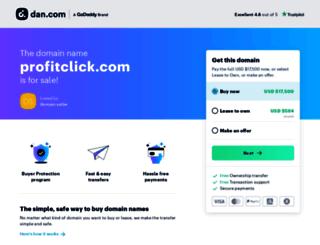 profitclick.com screenshot