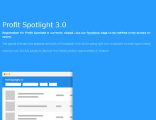 profitspotlight.com screenshot