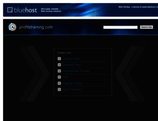 profitstraining.com screenshot