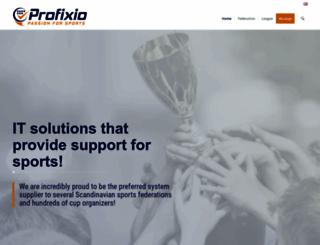 profixio.com screenshot