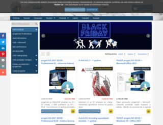 progecad.com.hr screenshot
