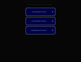 progettopaeseeau-oman.it screenshot