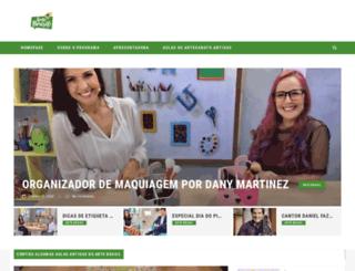 programaartebrasil.com.br screenshot