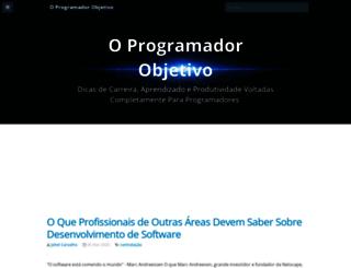 programadorobjetivo.co screenshot