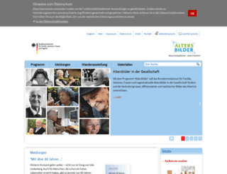 programm-altersbilder.de screenshot