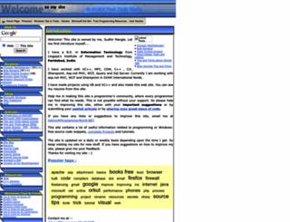 programmerworld.net screenshot