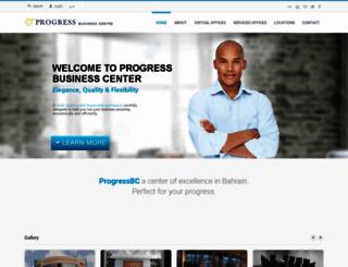 progressbc.com screenshot