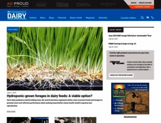 progressivedairy.com screenshot