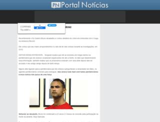 proibidoorir.blogspot.com.br screenshot