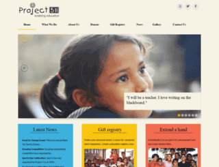 project511.org screenshot