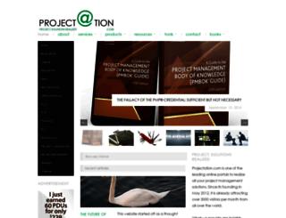 projectation.com screenshot