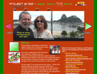 projectbrazil.com screenshot