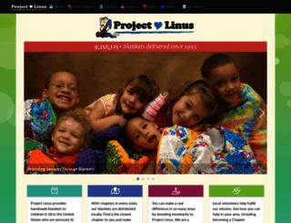 projectlinus.org screenshot