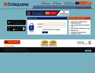 projects.dotsquares.com screenshot