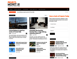 projectsmonitor.com screenshot