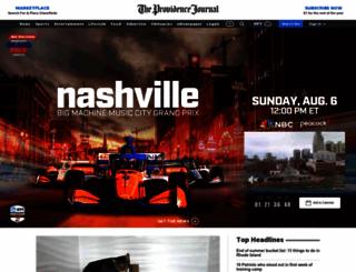 projo.com screenshot