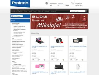 prolech.com.pl screenshot