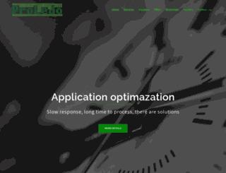 proledo.com screenshot