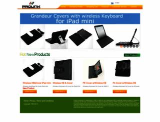 prolink-usa.com screenshot