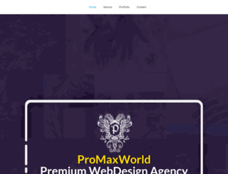 promaxworld.com screenshot
