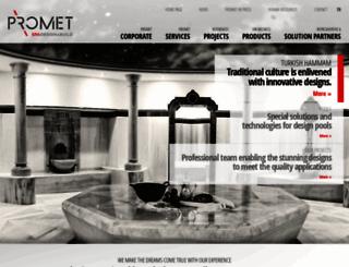 promet.com.tr screenshot