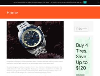 prometheuswatch.com screenshot