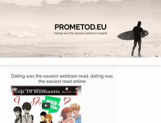 prometod.eu screenshot