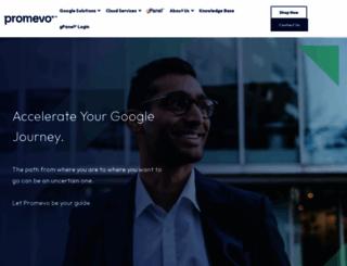 promevo.com screenshot