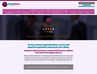 promisesolutions.co.uk screenshot