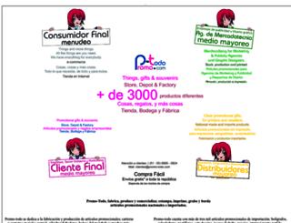 promo-todo.com screenshot