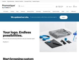 promo.vistaprint.com screenshot