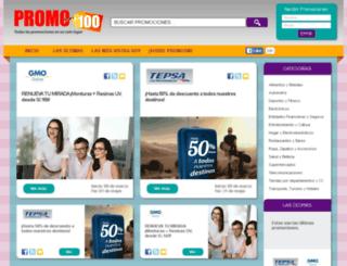 promo100.pe screenshot