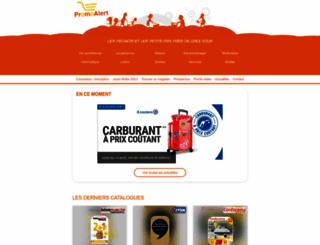 promoalert.com screenshot