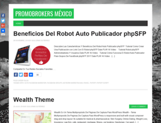 promobrokers.net screenshot