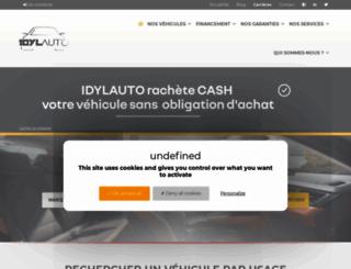 promocar.fr screenshot