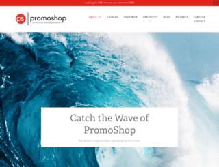 promoshopstores.com screenshot