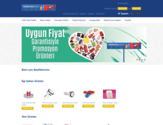 promosyonkayseri.com screenshot