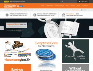 promotionalkeychains.biz screenshot