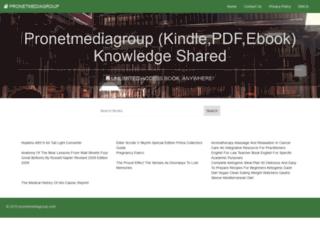 pronetmediagroup.com screenshot