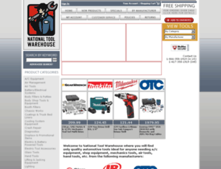 proof.nationaltoolwarehouse.com screenshot