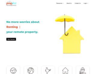 propdial.com screenshot