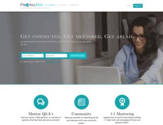 propellher.com screenshot