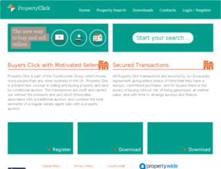 property-click.com screenshot