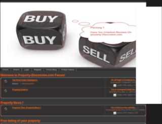 property-discussion.com screenshot