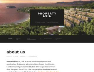 propertyasia.co.th screenshot