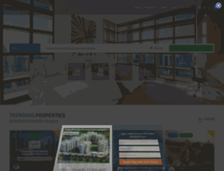 propertyclicks.in screenshot