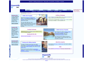 propertyfile.net screenshot