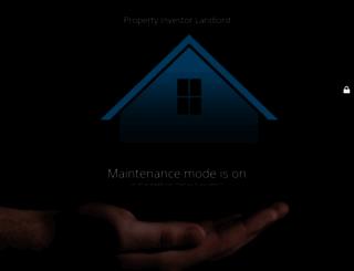 propertyinvestorlandlord.com.au screenshot